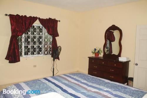 Ideal one bedroom apartment with wifi.
