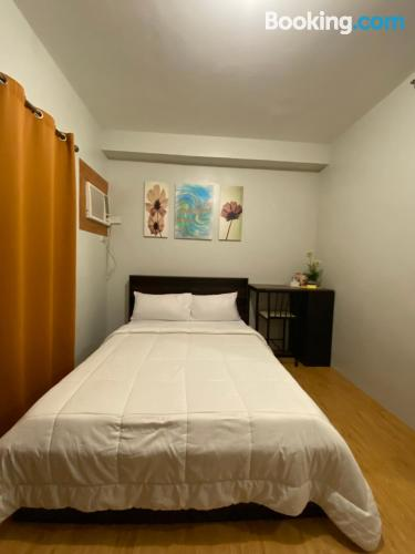 Place for 2 in Cebu City with terrace