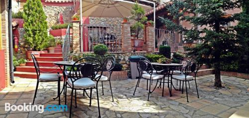 Place with terrace. 75m2!