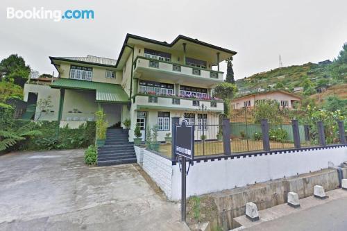 Pequeño apartamento parejas en Nuwara Eliya.