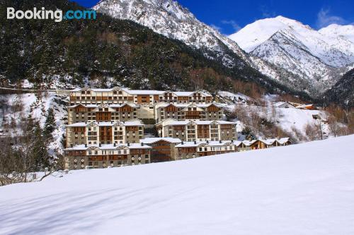 Apartment with terrace. Arinsal experience!