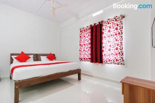 Apartamento en Madikeri de apartamento de una habitación.