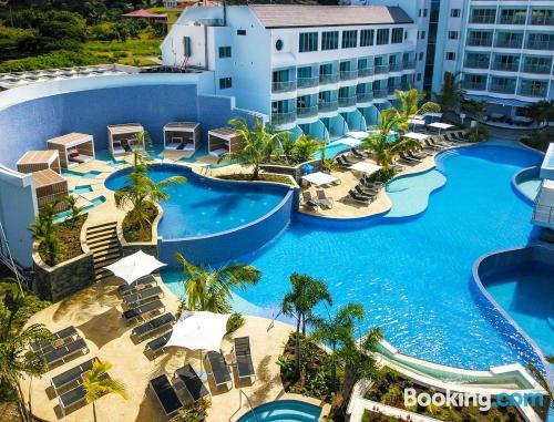 Apartamento con piscina en Gros Islet
