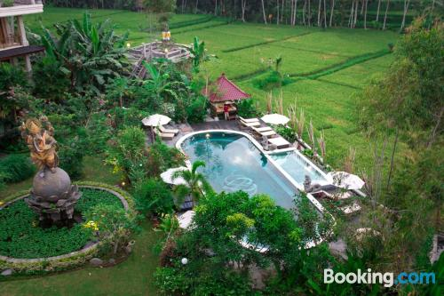 Home in Ubud with terrace
