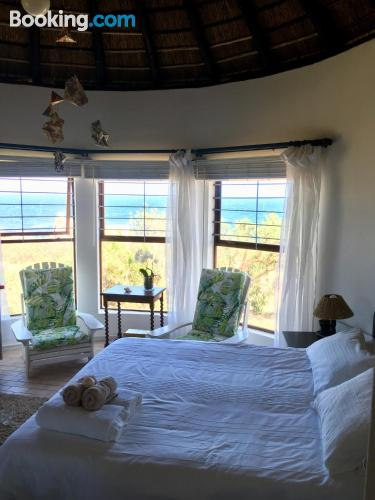 25m2 apartment in Kleinmond. Tiny and in great location
