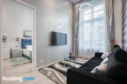 Perfect 1 bedroom apartment with heating