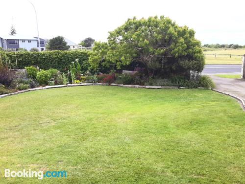 1 bedroom apartment apartment in Waihi Beach with terrace.