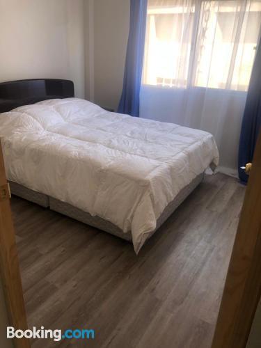 Apartamento con wifi ideal dos personas.