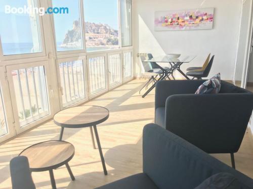 Apartment in Benidorm. Internet!