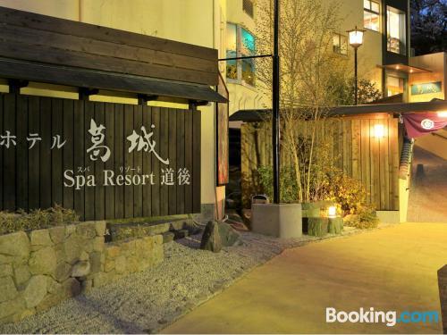 Apartment in Matsuyama. Good choice!