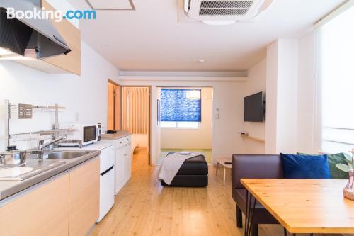 Apartamento con conexión a internet en Fukuoka