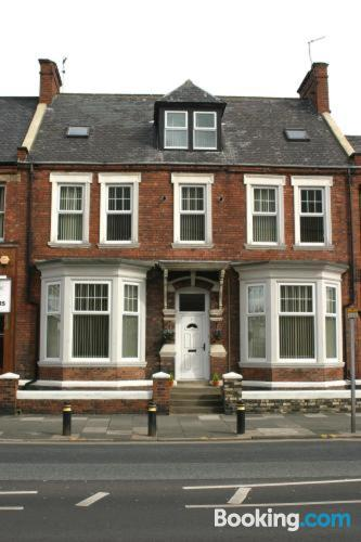 Cute apartment in South Shields for two
