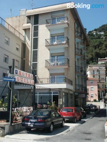 Apartment with wifi in downtown of Laigueglia