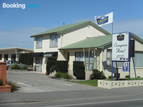 Homey apartment in Invercargill with terrace