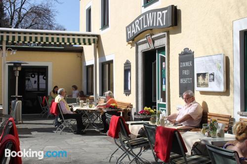 Home with terrace. Good choice!