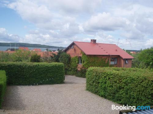 1 bedroom apartment in Glyngøre in best location