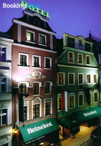 Práctico apartamento dos personas en Jelenia Góra