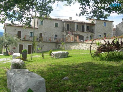 Apartment in Abbateggio. Air-con!