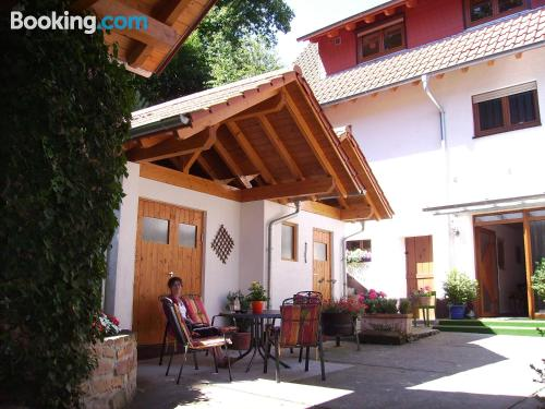Place in Bad Bergzabern. Good choice!
