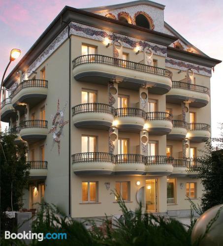 Apartamento con piscina en zona increíble de Alba Adriatica
