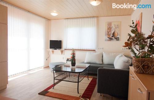 Cuco apartamento en Bad Emstal