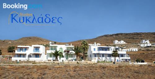 Estudio práctico en Agios Ioannis Mykonos