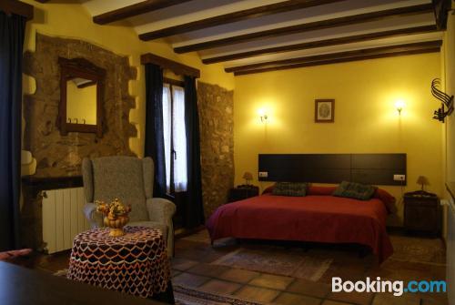 Apartamento en Castell de Castells con wifi