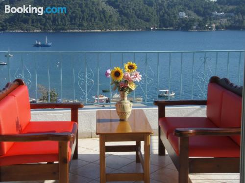 Apartment in Skiathos Town with terrace