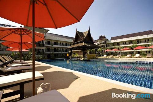 Home for couples in Khao Lak with terrace
