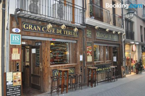 Apartamento con conexión a internet en Teruel