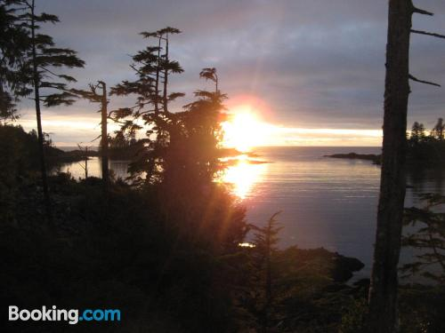One bedroom apartment in Ucluelet for two people