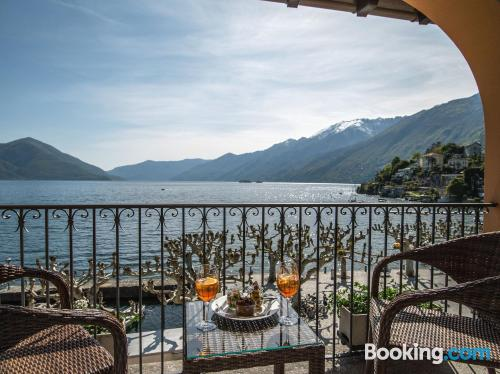 Apartment in Ascona for 2