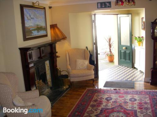 Apartment with internet in central location