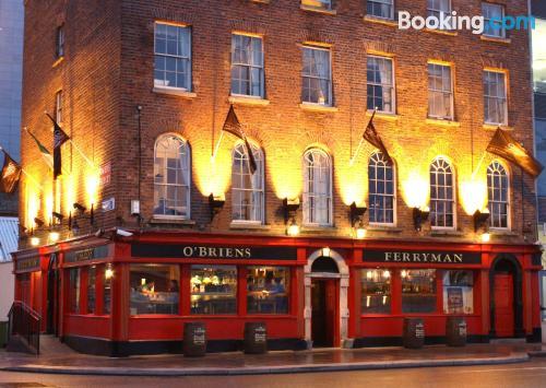 Estudio bonito en Dublín