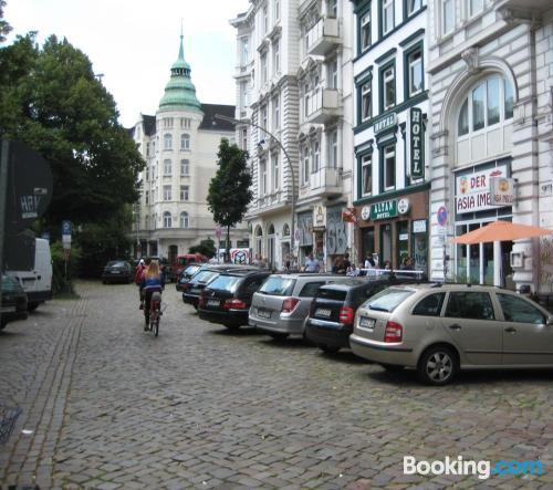 Apartamento en miniatura en Hamburgo