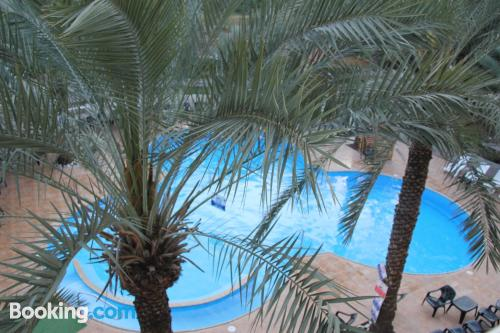 Place for couples in Tiberias. Swimming pool!