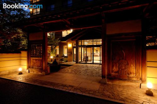 Apartamento con conexión a internet en Yamanouchi