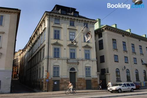 Apartment in Stockholm. Convenient!