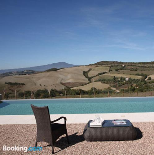 Terrace! In amazing location of San Casciano Dei Bagni