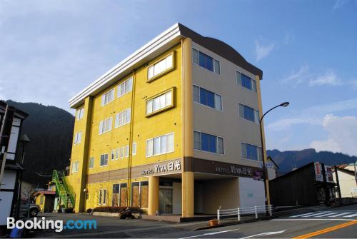 Pequeño apartamento en Nikkō para parejas