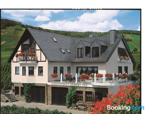 Terrace and wifi apartment in Ellenz-Poltersdorf for couples