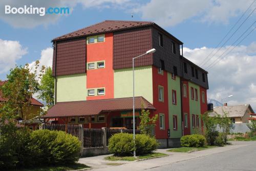 Bonito apartamento en Poprad