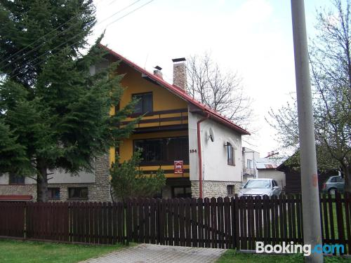 Apartment for two people in Liptovský Mikuláš. Great!