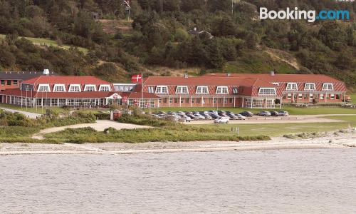 Apartment in Glyngøre great for two people