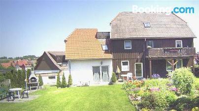 Apartamento con terraza en Elbingerode