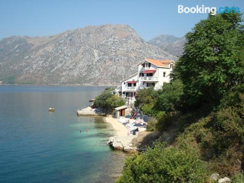 35m2 place in Kotor with wifi and terrace