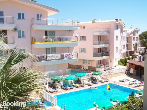 City-center home. Enjoy your swimming pool in Didim!