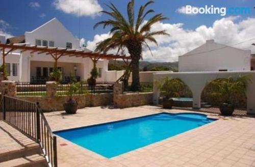 Place in Hermanus. For 2 people