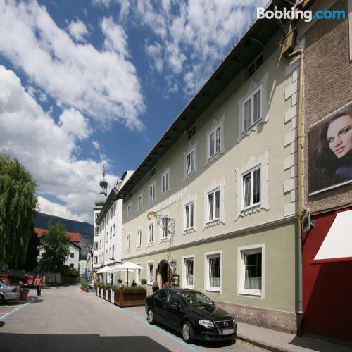 Apartamento con terraza y wifi en Schwaz, en el centro