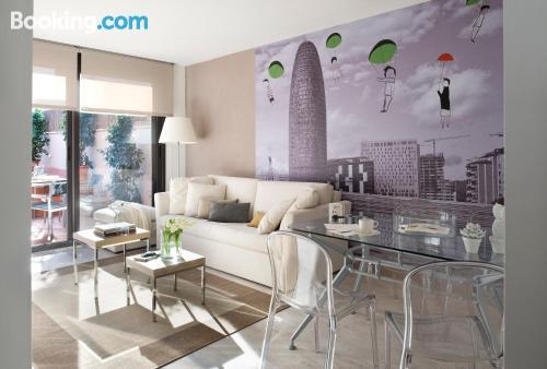 Gran apartamento en Barcelona ideal para grupos